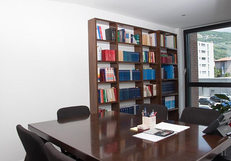 Panoramica ufficio studio legale notarile